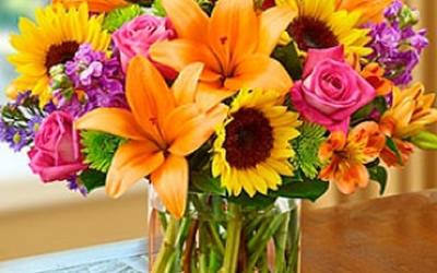 Bouquets surtidos
